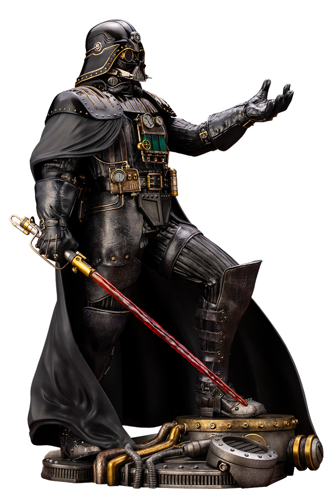 Kotobukiya 1/7 Artist Series Darth Vader Industrial Empire, PVC Figure Statue