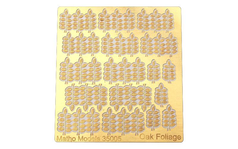 Matho 1/35 Oak Foliage