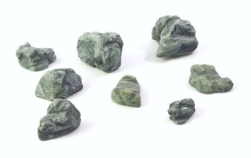Matho 1/35 Rocks and Boulders - small