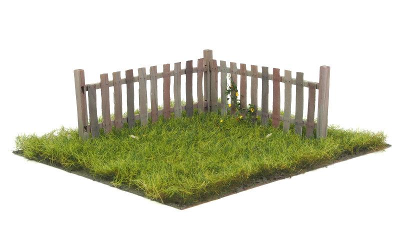 Matho 1/35 Wooden Fence A