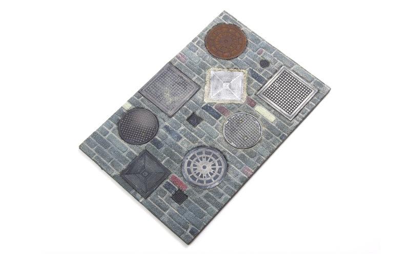 Matho 1/35 Manhole Covers