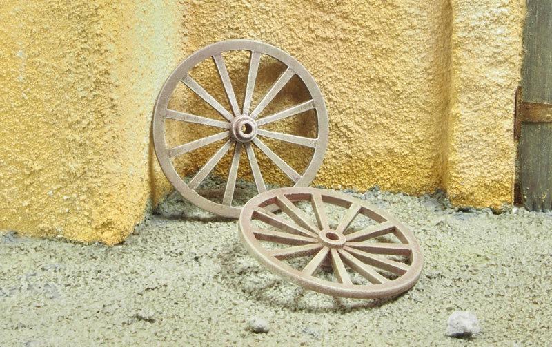 Matho 1/35 Wagon Wheels
