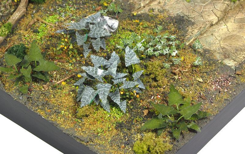 Matho 1/35 Plants & Weeds E