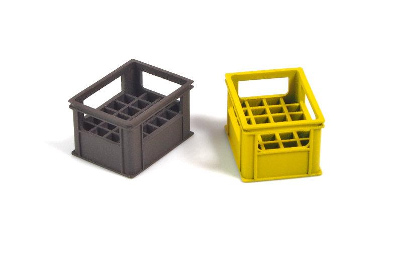 Matho 1/35 Plastic Crates for Bottles