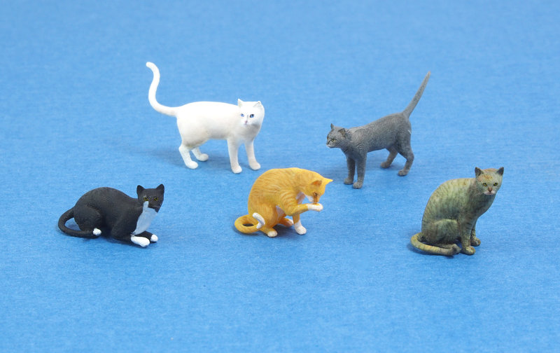Matho 1/35 Cats