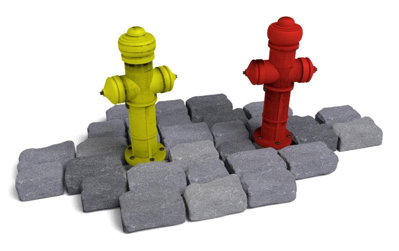 Matho 1/35 Fire Hydrants
