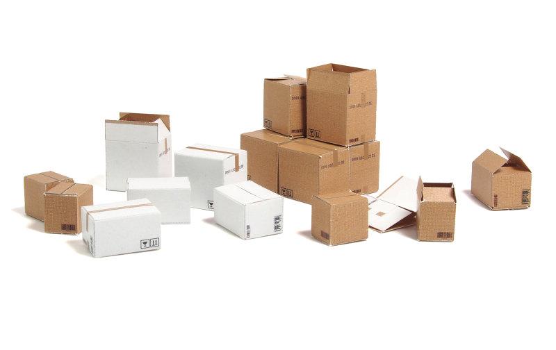 Matho 1/35 Cardboard Boxes - generic