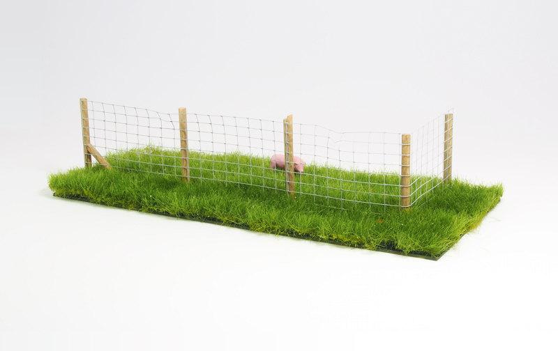 Matho 1/35 Meadow Fence A