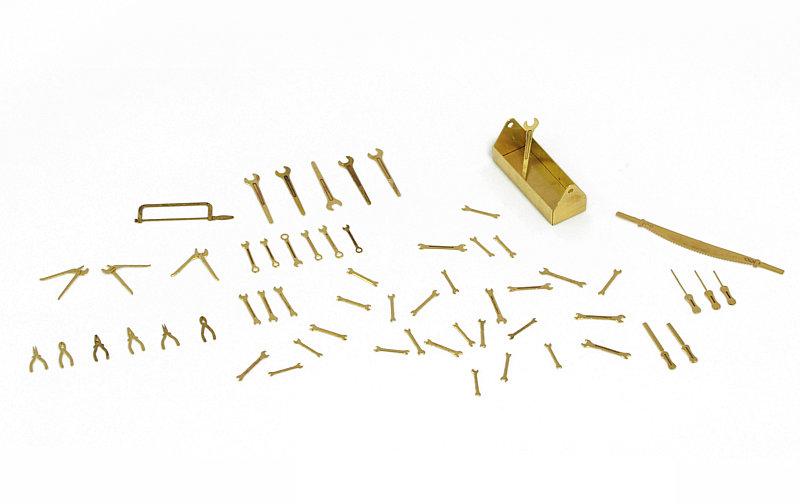 Matho 1/35 Tools set