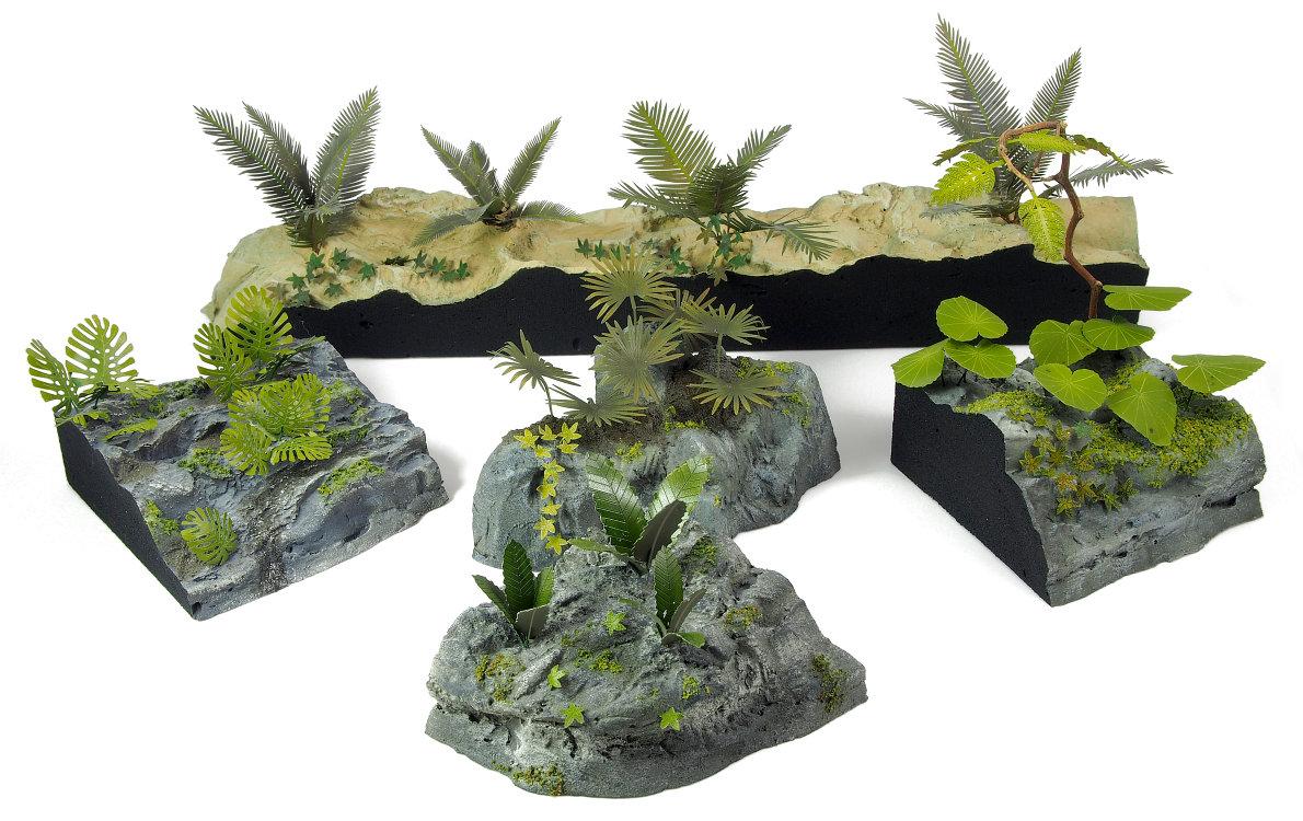 Matho 1/35 Jungle Plants Set 1