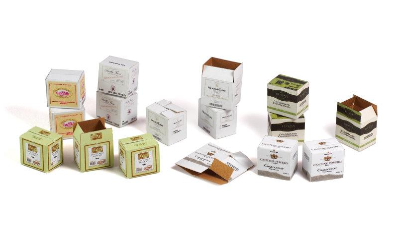 Matho 1/35 Cardboard Boxes - wine