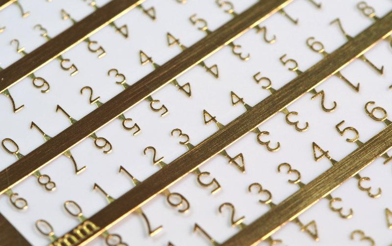 Matho PE Numbers: 1,5 - 2,0 - 2,5 - 3,0mm