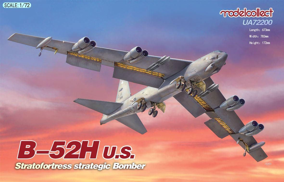 ModelCollect B-52H U.S. Stratofortress strategic Bomber