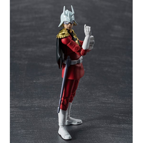 """Megahouse G.M.G 1/18 Principality of Zeon Army Solider 06 (Char Aznable) """"Gundam"""""""