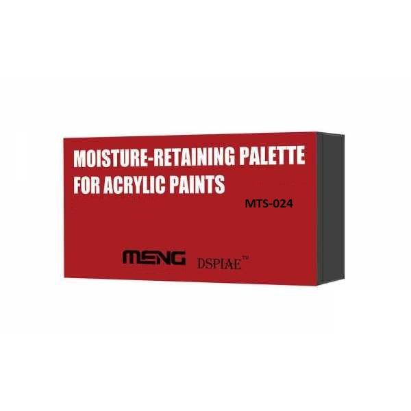 Meng Moisture-Retaining Palette for Acrylic Paints