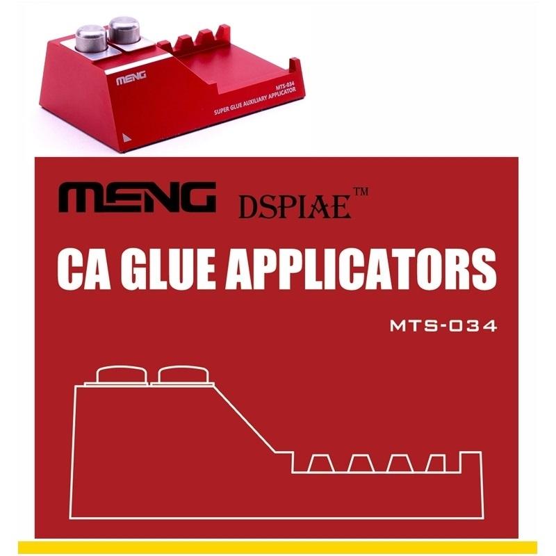 Meng CA Glue Applicators Set