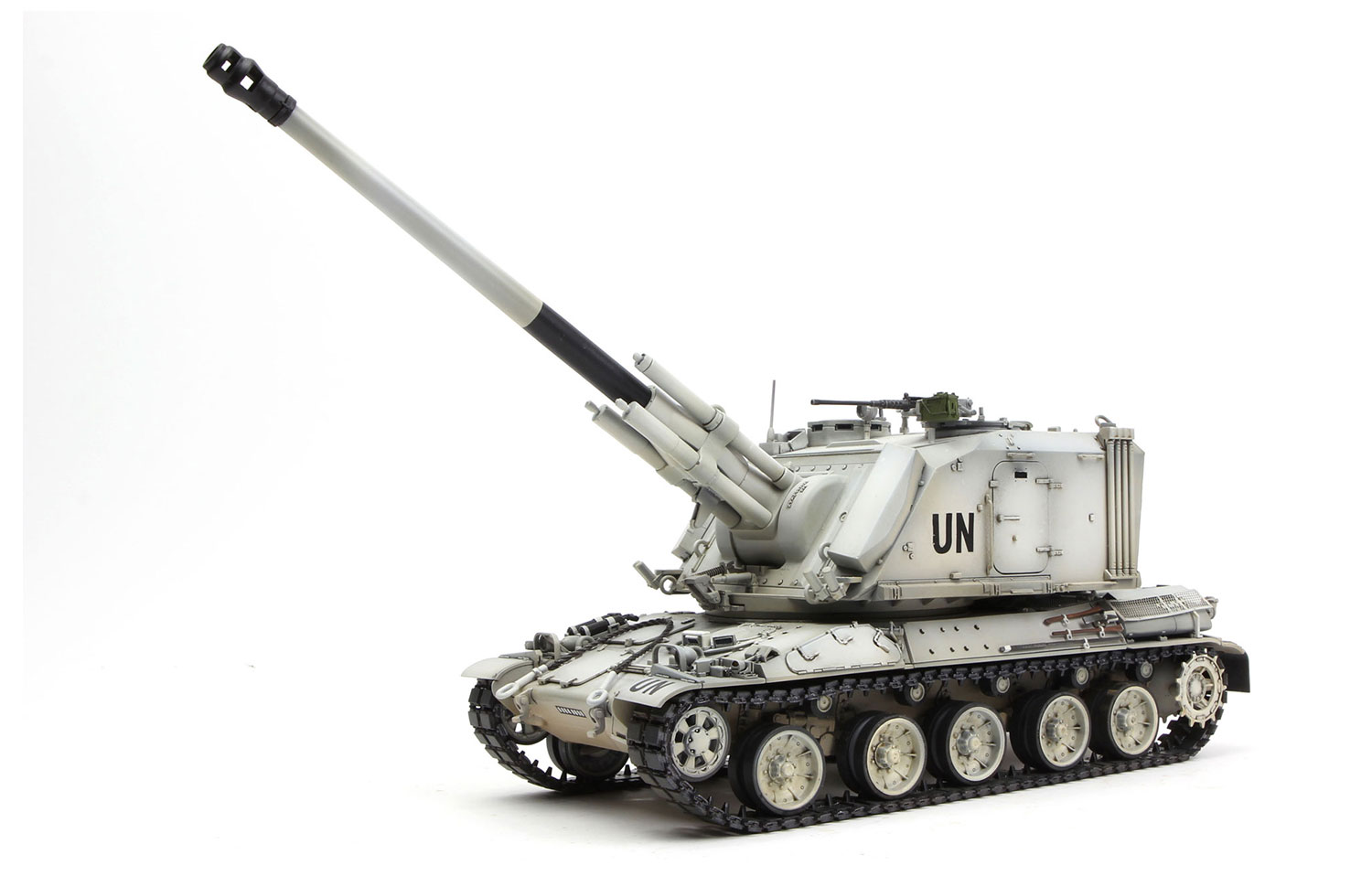 Meng 1/35 French Auf1 TA 155mm Self-Propelled Howitzer