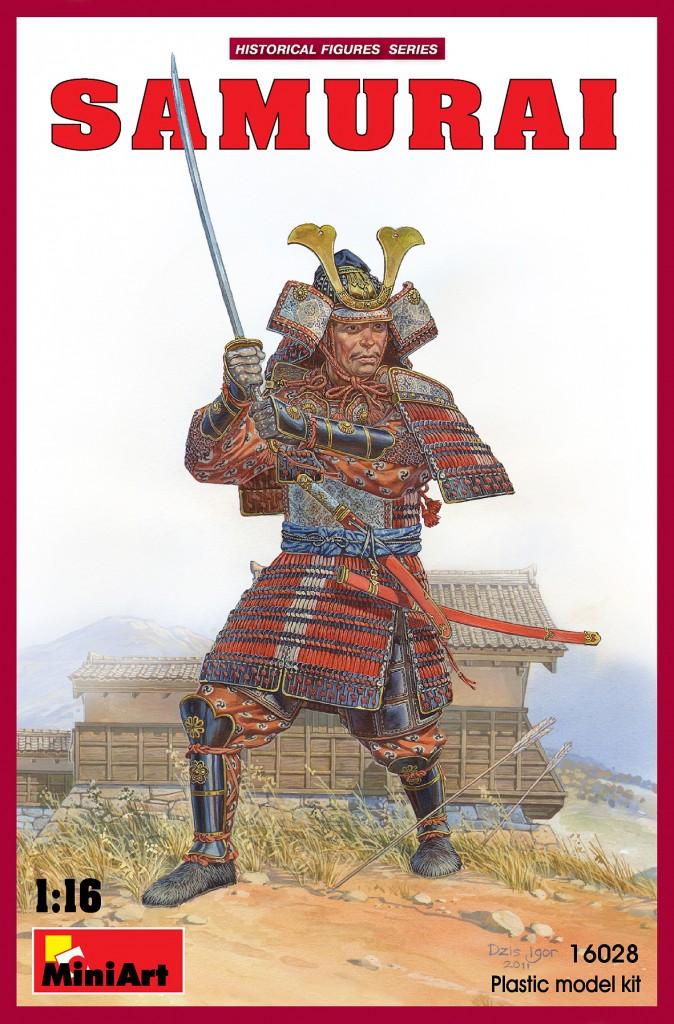 MiniArt Samurai (1/16)