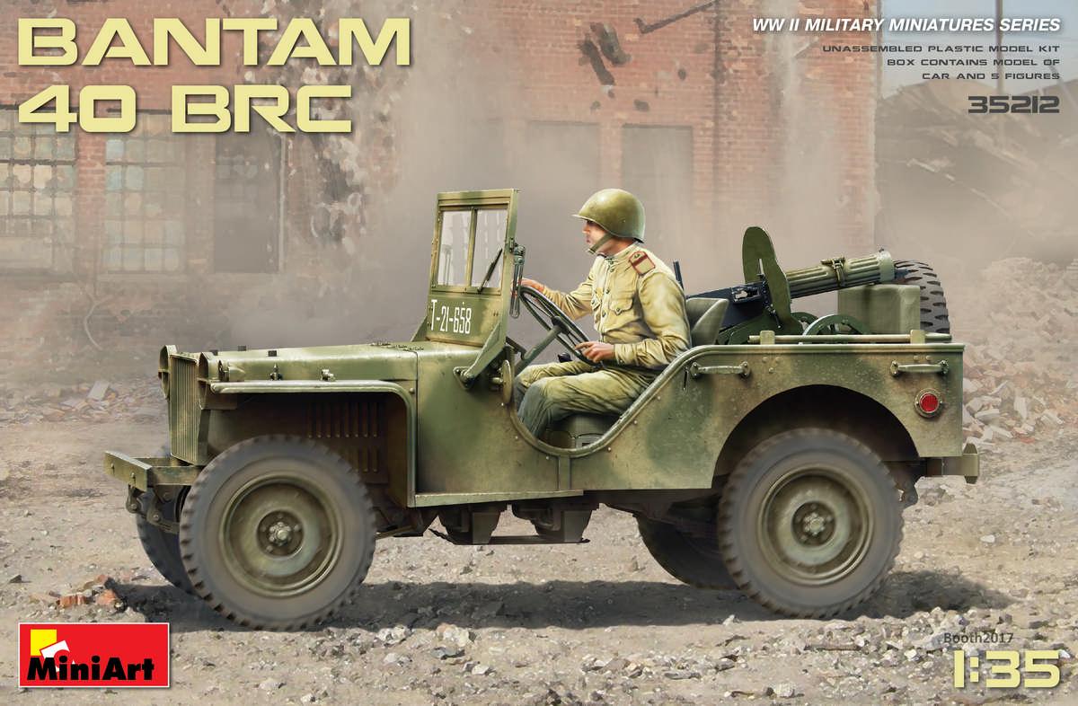MiniArt Bantam 40 BRC (1/35)