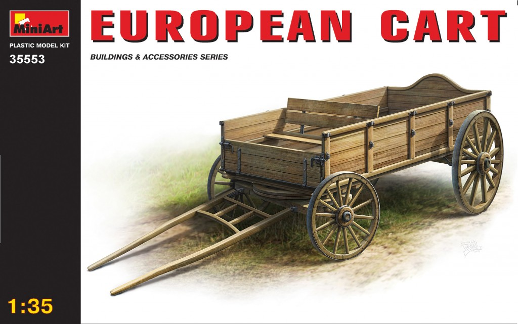 MiniArt European Cart (1/35)
