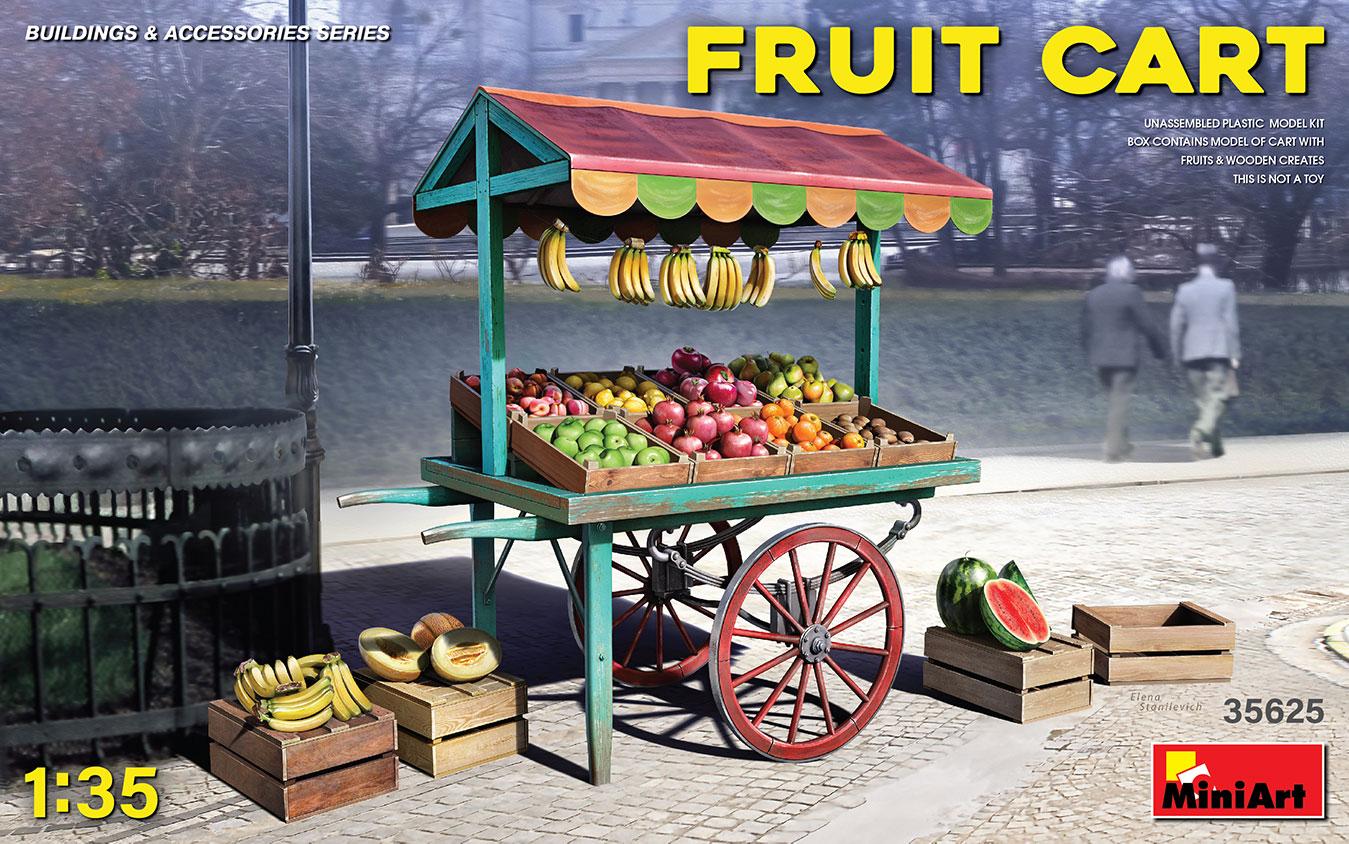 MiniArt 1/35 Fruit Cart