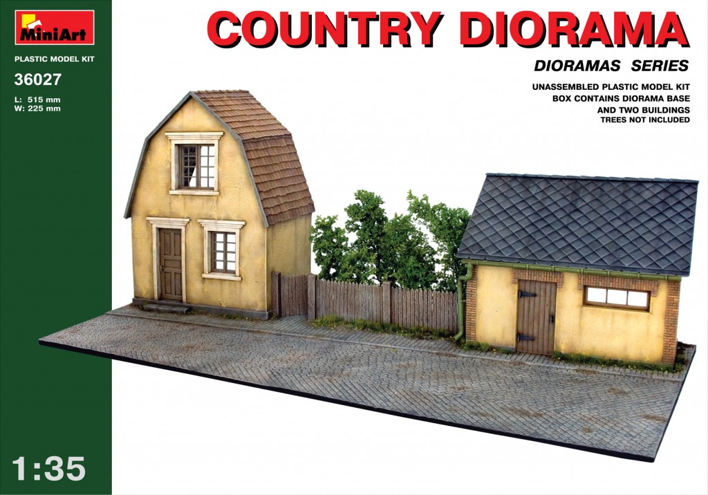 MiniArt Country Diorama (1/35)