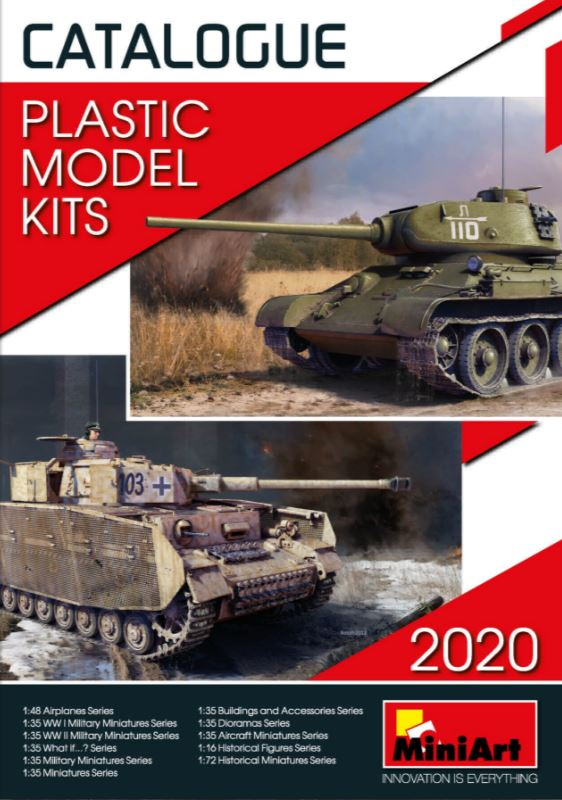 MiniArt Catalogue 2020