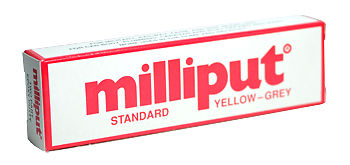 Milliput Standard, 4 oz/pack