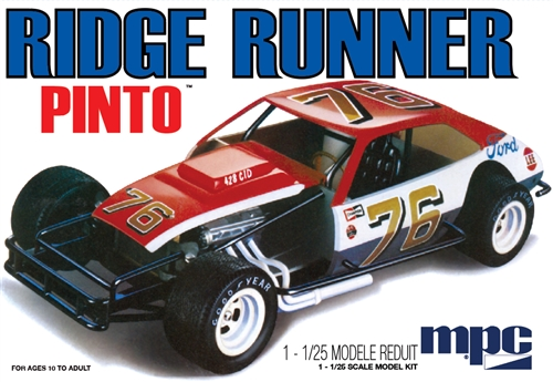"MPC 1/25 ""Ridge Runner"" Modified (2T)"