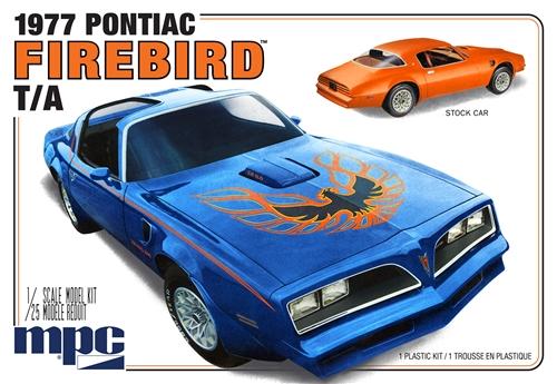 MPC 1/25 1977 Pontiac Firebird T/A (2T)