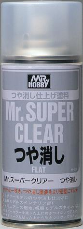 Mr Hobby Mr Super Clear Matt