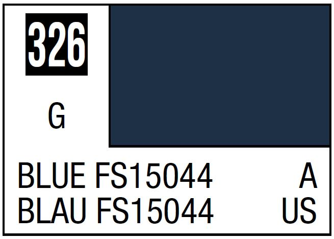 Mr Hobby Mr. Color 326 Blue FS15044 (Gloss/Aircraft) - 10ml