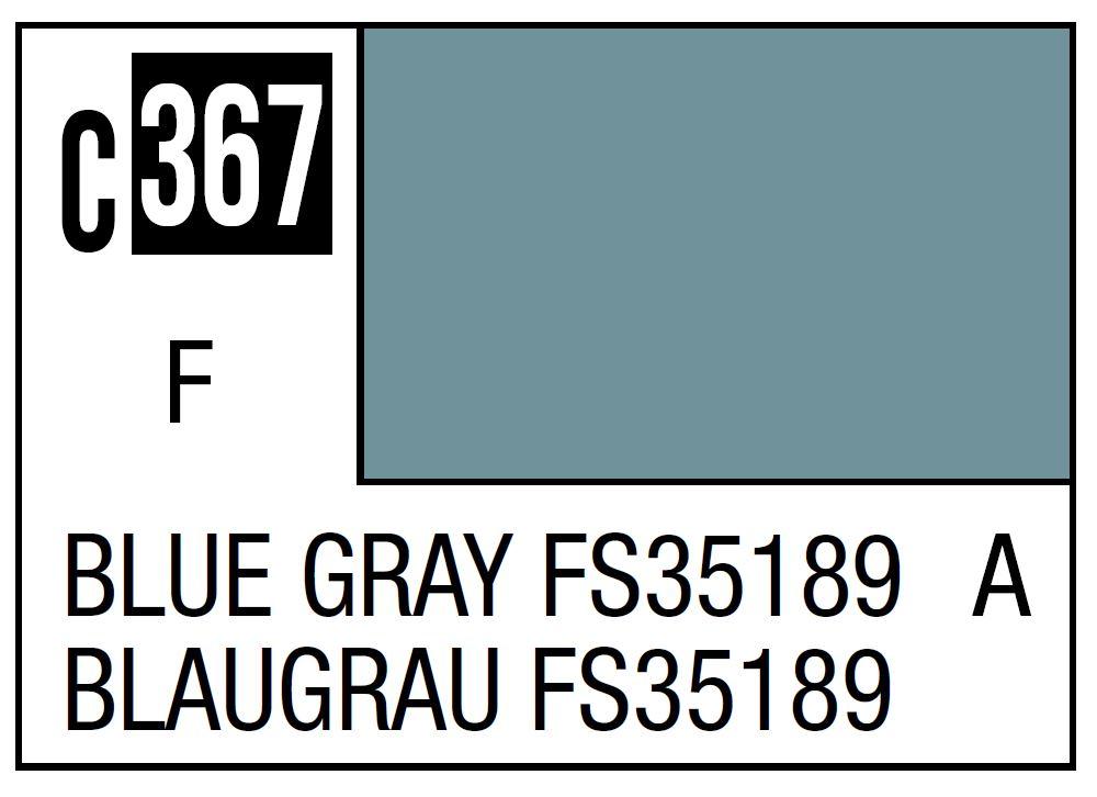 Mr Hobby Mr. Color C367 Blue Gray FS35189 (US Navy Standard Color WWII) - 10ml