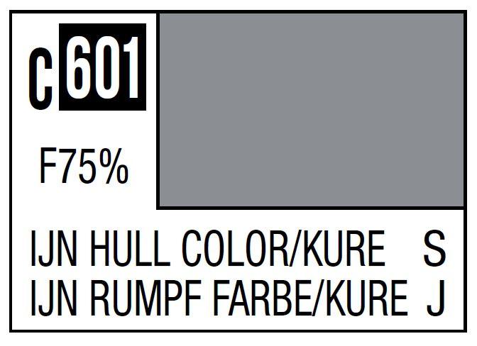 Mr Hobby Mr. Color C601 IJN Hull Color (Kure) (Imperial Japanese Warship / Kure Arsenal) - 10ml