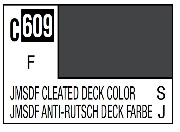 Mr Hobby Mr. Color C609 Cleated Deck Color (Japan Maritime Self-Defense Force Ships) - 10ml