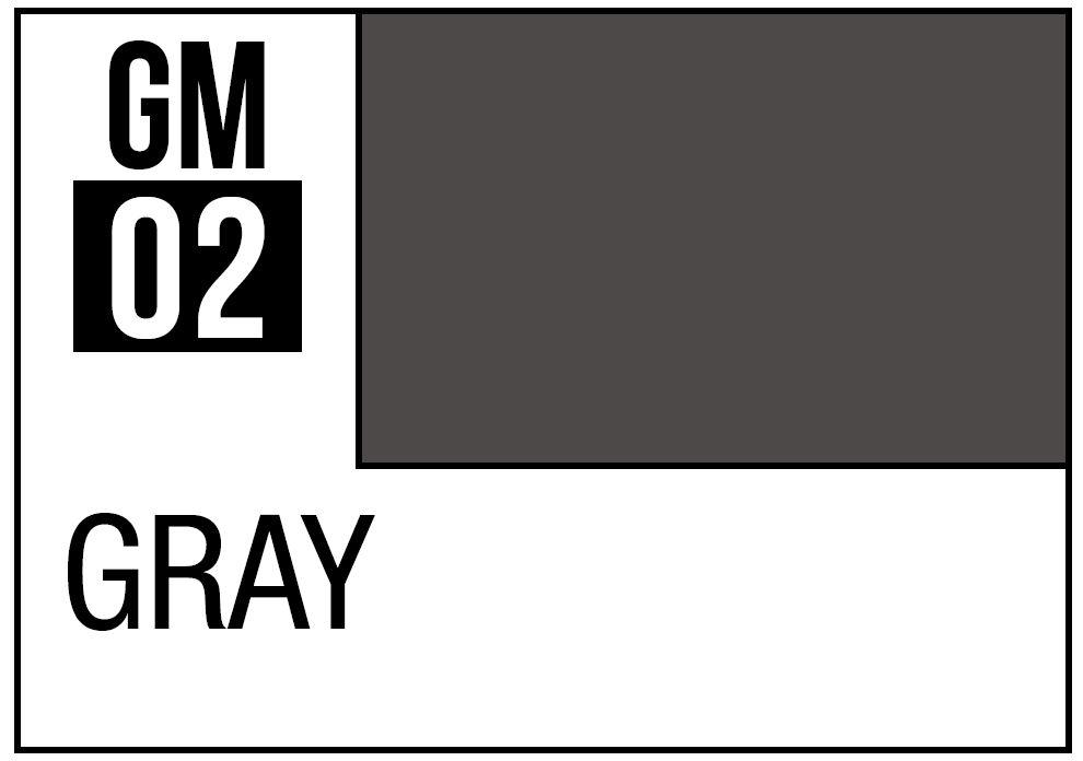 Mr Hobby Gundam Marker Gray (Fine)