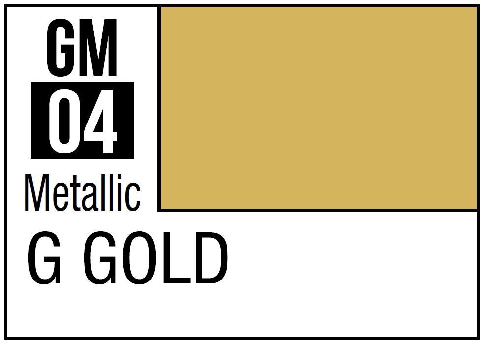 Mr Hobby Gundam Marker Gundam Gold