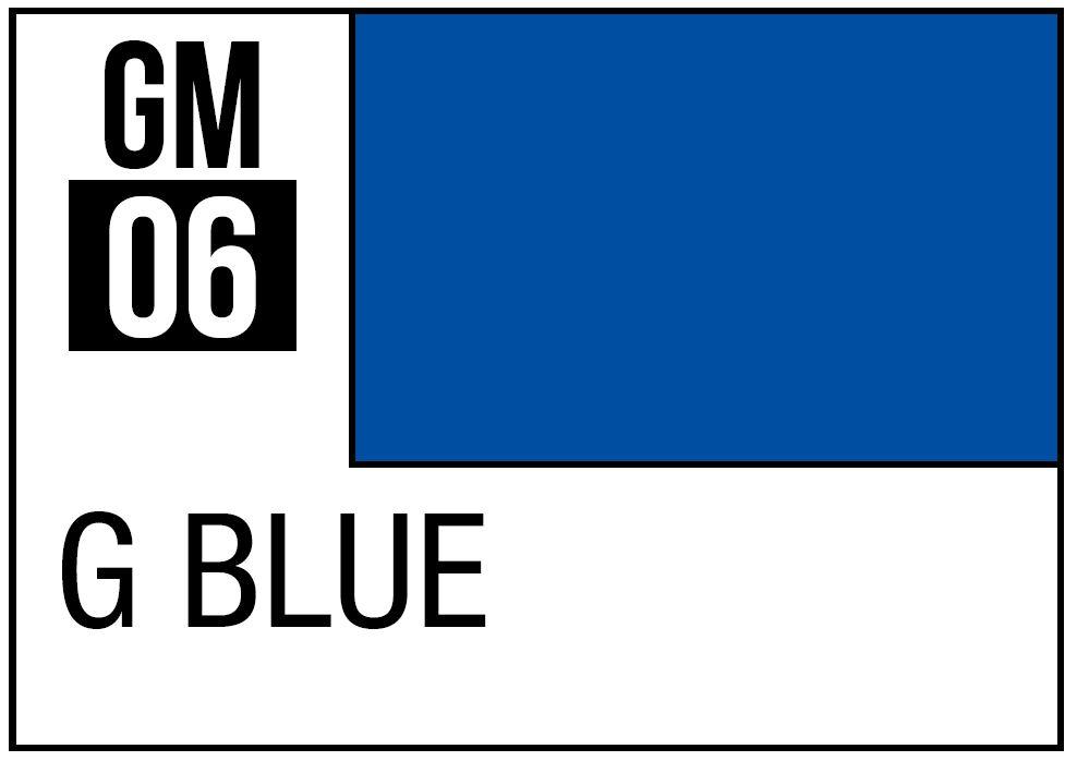 Mr Hobby Gundam Marker Gundam Blue