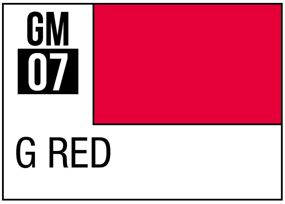 Mr Hobby Gundam Marker Red