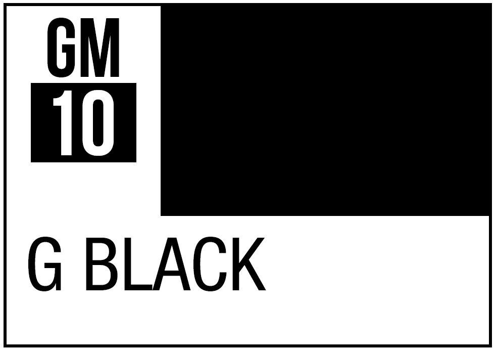 Mr Hobby Gundam Marker Gundam Black