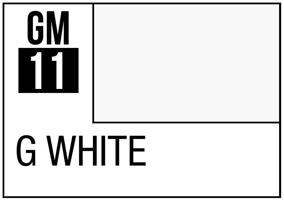 Mr Hobby Gundam Marker Gundam White