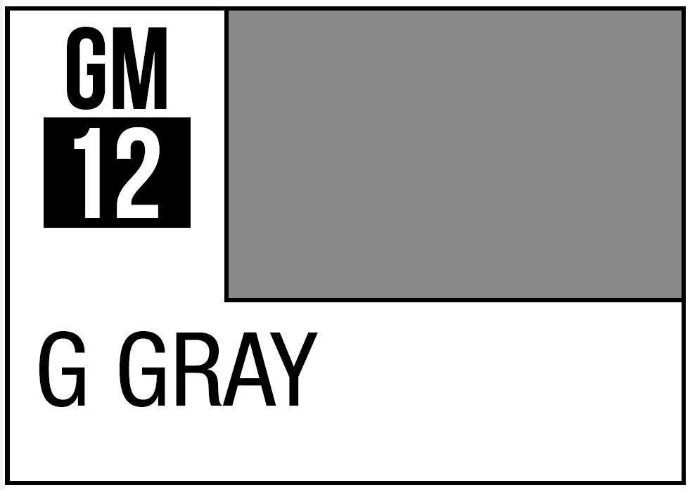 Mr Hobby Gundam Marker Gundam Gray