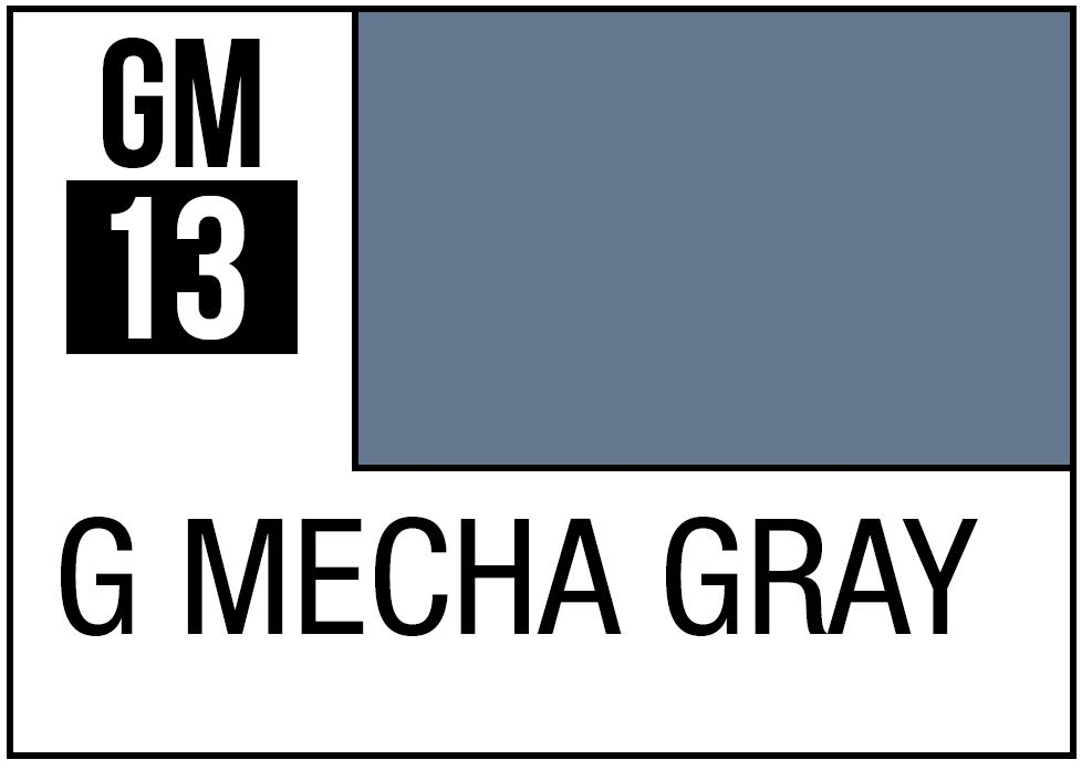 Mr Hobby Gundam Marker Gundam Mecha Gray