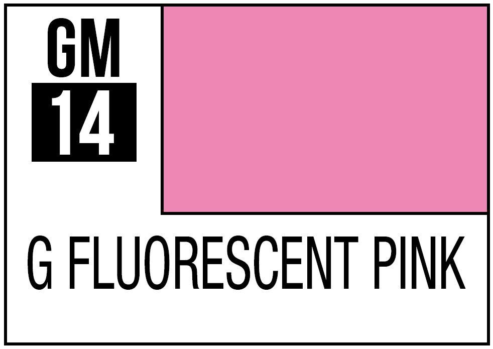 Mr Hobby Gundam Marker Gundam Fluorescent Pink