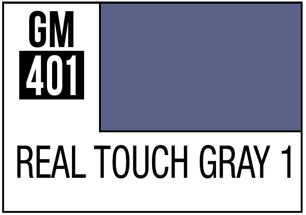Mr Hobby Gundam Marker (Real Touch Marker) Gray 1