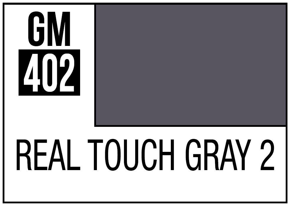 Mr Hobby Gundam Marker (Real Touch Marker) Gray 2