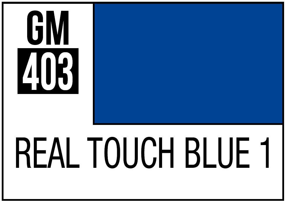 Mr Hobby Gundam Marker (Real Touch Marker) Blue 1