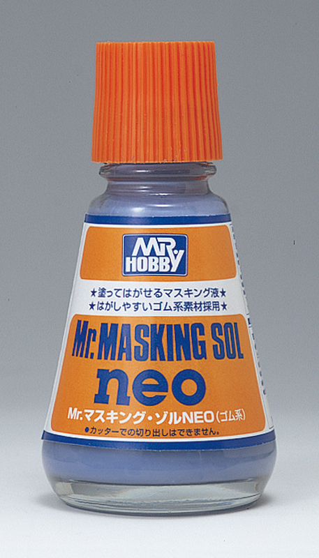Mr Hobby Mr Masking Sol Neo - 25ml