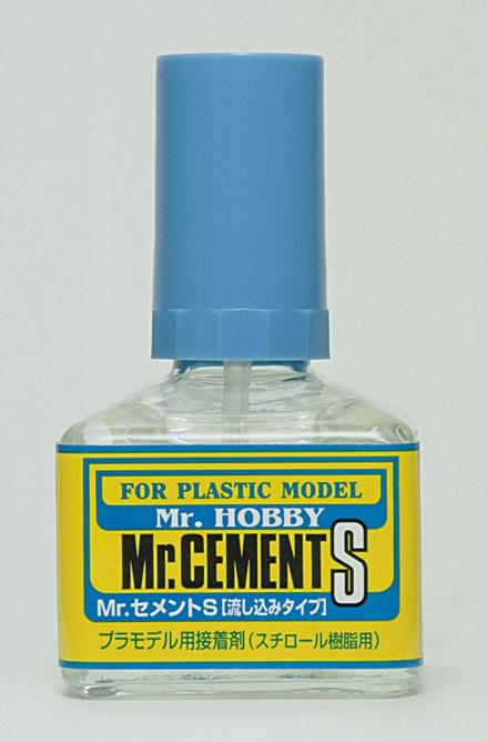Mr Hobby Mr Cement S - 40ml