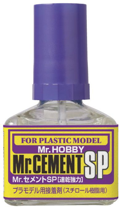 Mr Hobby Mr Cement SP (Super Power) - 40ml